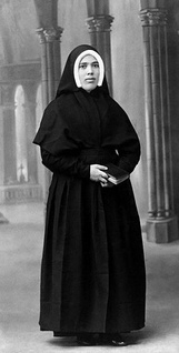 Sister Lucy seer from Fatima Portugal